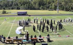 The Spirit of McIntosh Marching Band earns superior ratings at first competition