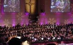 McIntosh Chorus performs in charity concert
