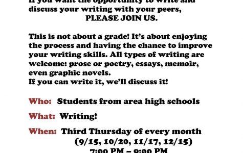 AWP: Writer to Writer Mentorship Program