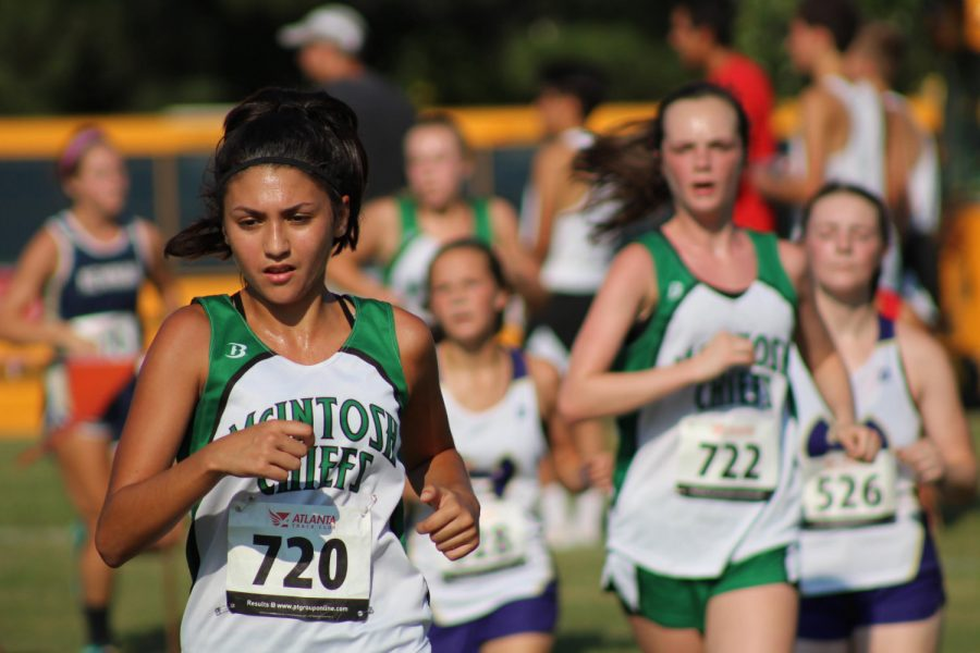 Cross country team competes at Carrollton Orthopedic Invitational