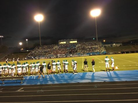 Seniors share opinions about rivalry with Starr's Mill