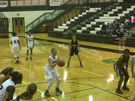 Basketball begins season against South Gwinnett