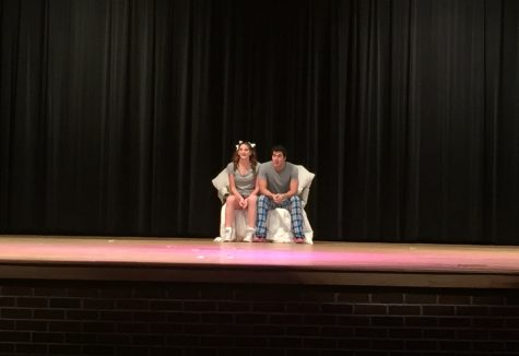 Dance team hosts annual Dancing with the Chiefettes