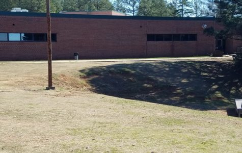 Benches in courtyard removed