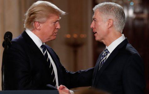 Freshmen react to Supreme Court nominee