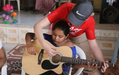 Students reflect on mission trips