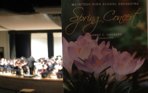 Orchestra performs spring concert