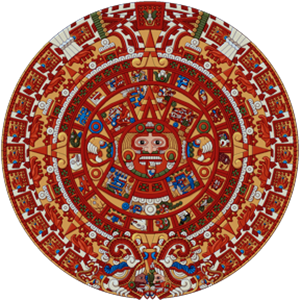 Aztec Calendar predicts the end of the world.  photo courtesy of http://www.sandi.net/cms/lib/CA01001235/Centricity/Domain/12184/aztec_calendar_small.png