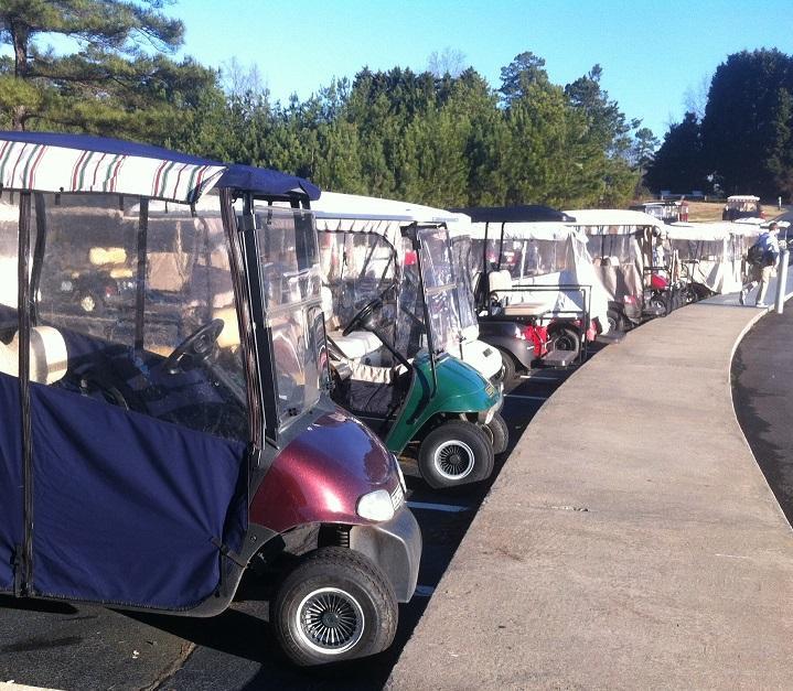 McIntosh sells more golf cart parking permits – McIntosh Trail