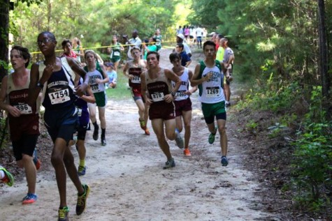 Cross Country Team Competes in State Competition
