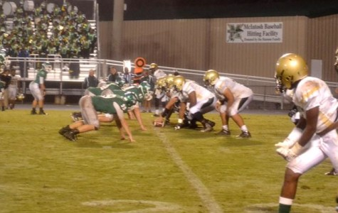 Chiefs defeat Morrow in Homecoming game