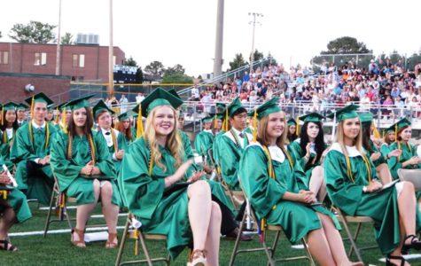 McIntosh holds 2017 graduation
