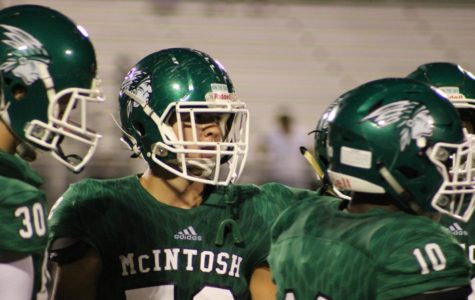 McIntosh Chiefs Football Defeats Henry County Warhawks