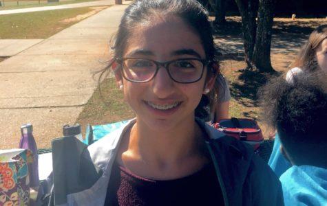 Humans of McIntosh: Neda Amini