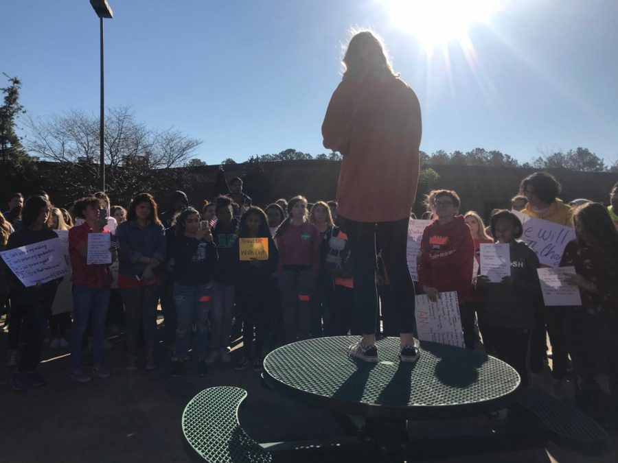 McIntosh+Students+Join+National+School+Walkout