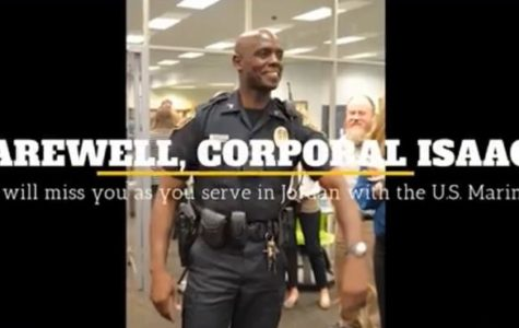 Corporal Isaac Deployed for Jordan