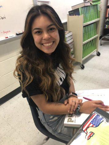 Senior Staff Member Alyssa Amaya Looks Forward to Playing Soccer at West Georgia