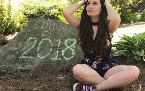 Senior Staff Member Savannah Harbin Hopes to Make It Through Her First Year of College
