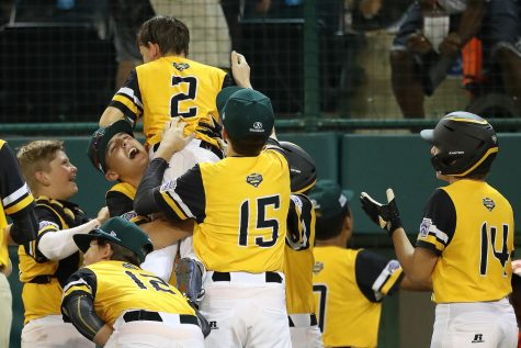 PTC Little League team plays in World Series