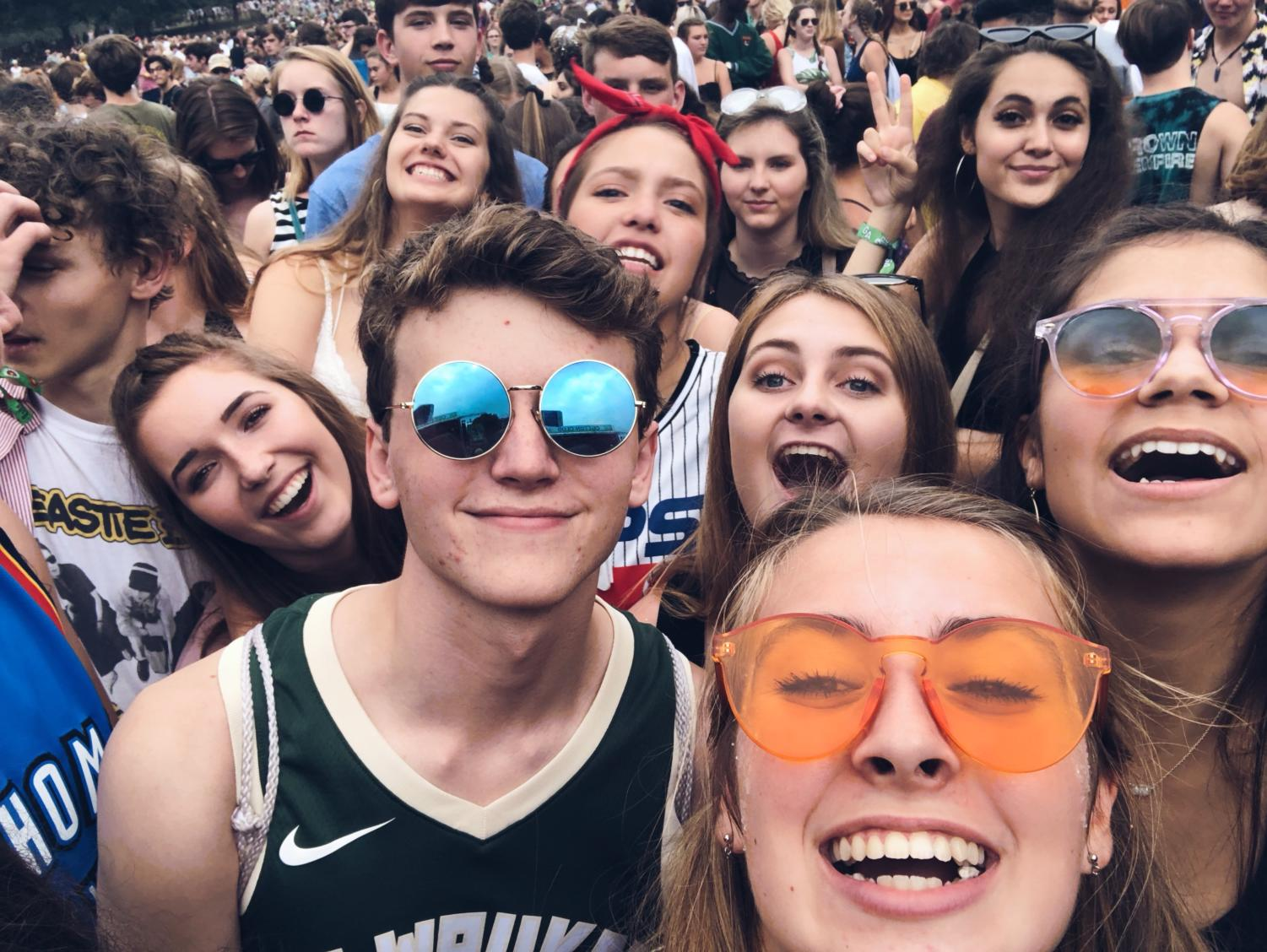 Class of 2020 takes on Music Midtown.