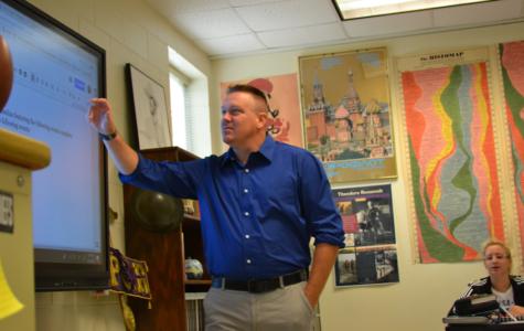 David High Teaches AP Euro to Build Program