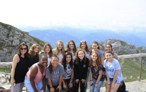 AP Human Geography Summer Travels in Europe