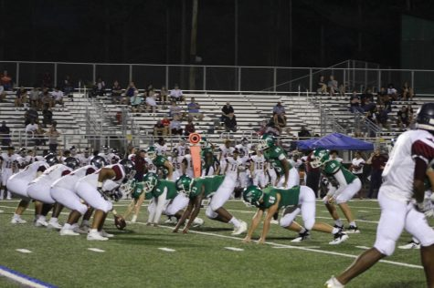 Varsity Football vs. Mundy's Mill