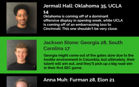 College Football Picks of the Week!