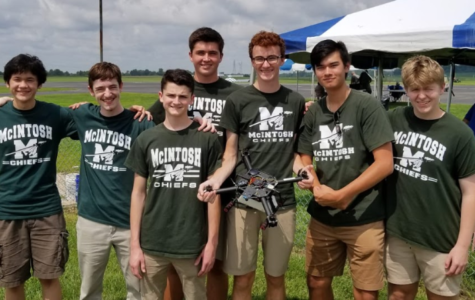Drone Team Wins National Competition