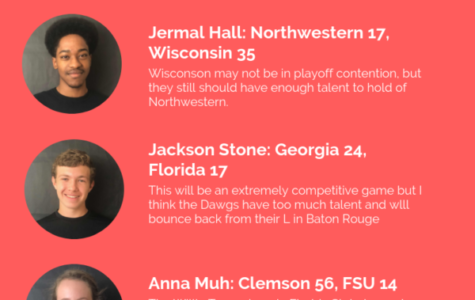 The Trail's College Football Picks of the Week!