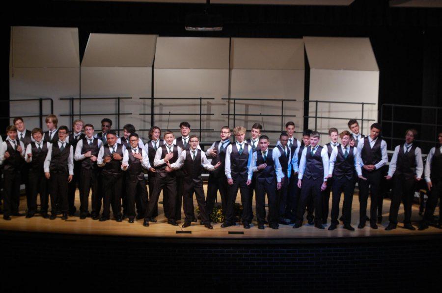 McIntosh Fall Chorus Concert