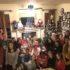 Swim Team Splashes into the Christmas Spirit