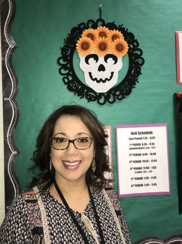 Irma Schwingshakl awarded with Teacher of the Year title