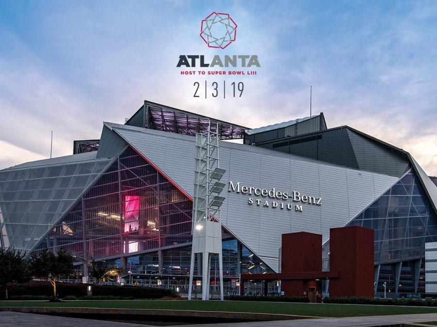 Atlanta+Prepares+for+Super+Bowl+LIII