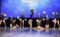 Chiefettes Compete in Nationals