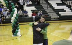 McIntosh Basketball Celebrates Senior Night
