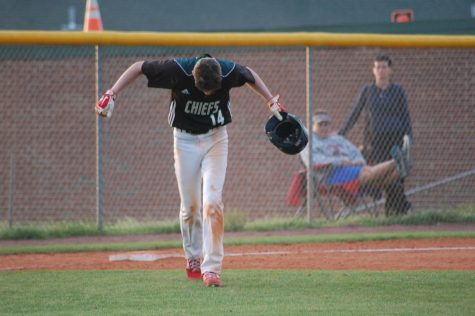 Chiefs Baseball head into the Playoffs