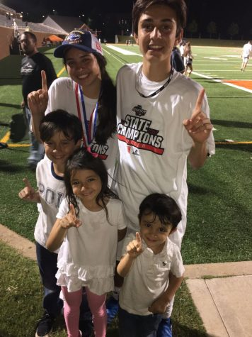 Bailey Lopez Reunites With Sister At Shorter University