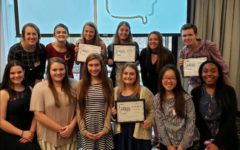 The Trail Travels to Athens for Annual GSPA Awards Ceremony