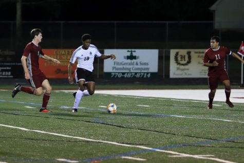 McIntosh Varsity Boys Soccer Takes Down 7A Alabama High School