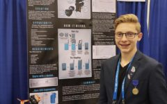 McIntosh Student Travels to Pheonix to Compete in ISEF