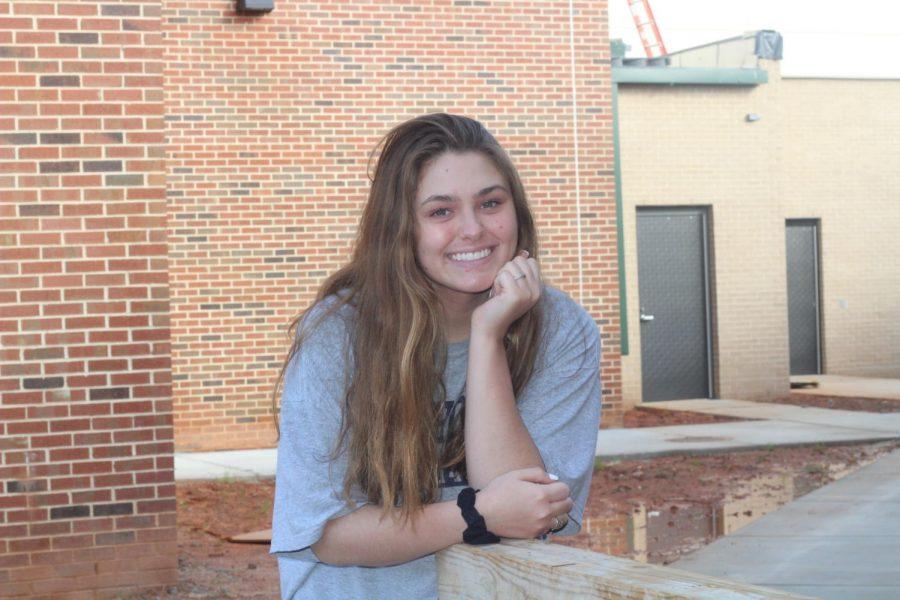 Senior Legacy: Charlotte Moore