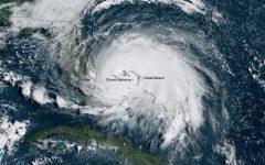 Dorian Storms Into Bahamian Islands
