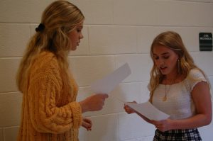 McIntosh Drama Production presents Bellwether