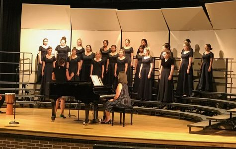 Chorus Performs at Annual Fall Concert