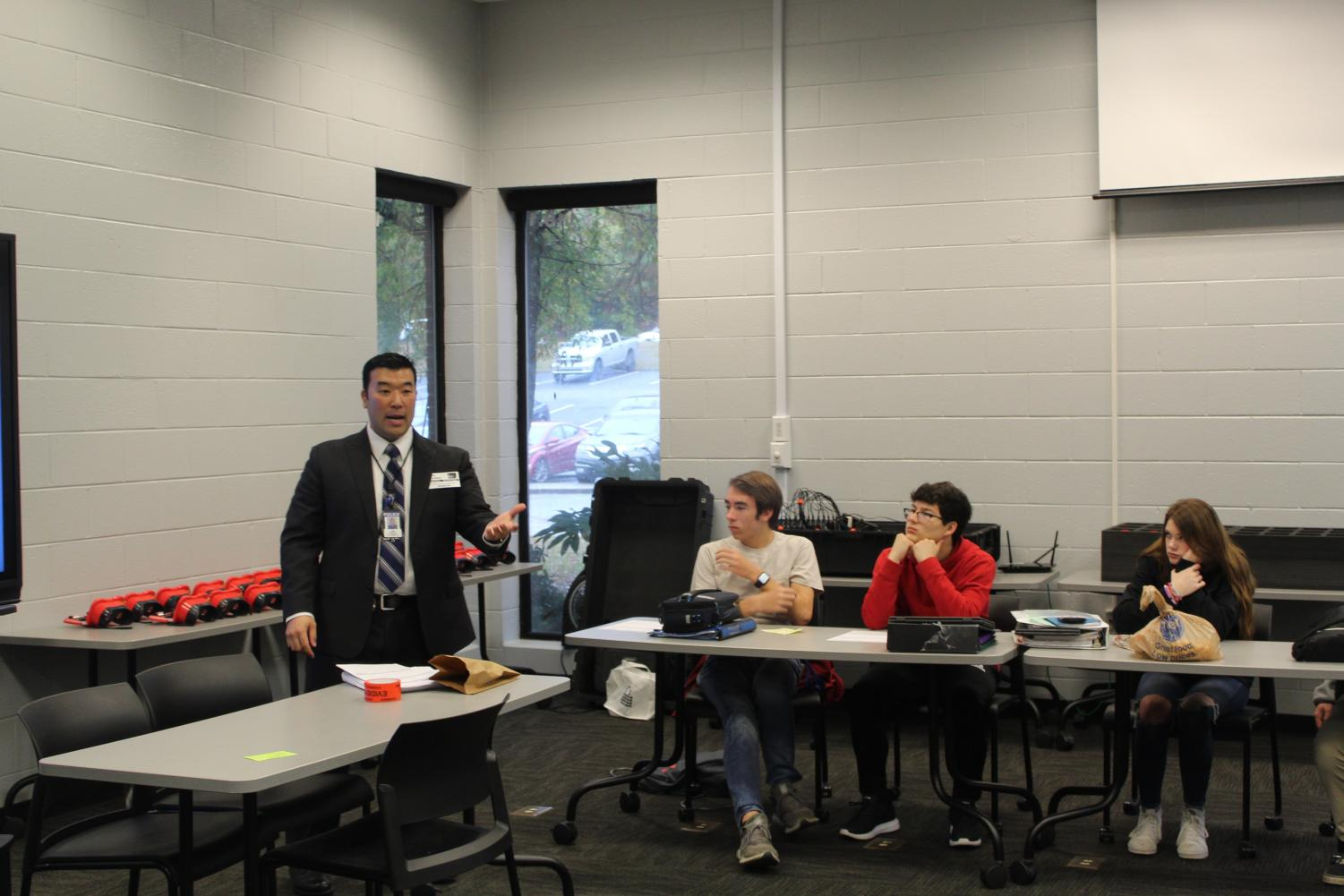 Peachtree City Detectives Present at McIntosh