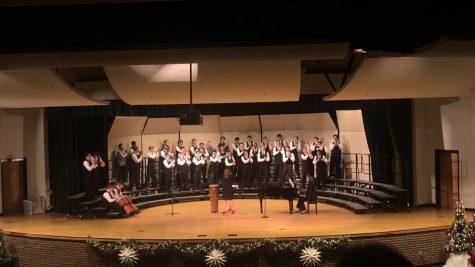 Chorus students attend LGPE