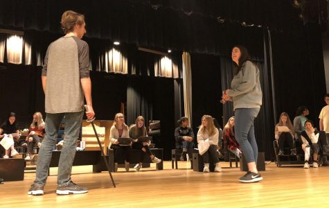 "Advanced Drama Class Performs ""MacBeth"", ""MacKids"" and ""MacBeeth"""