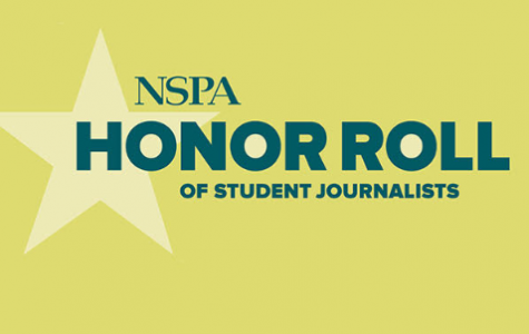 Yearbook Editor Makes the Grade; Appears on National Honor Roll for Student Journalists