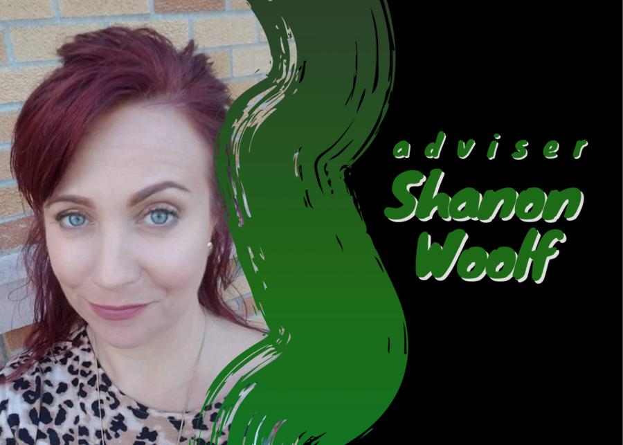 Shanon Woolf, adviser